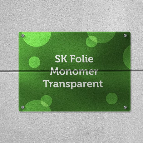 SK Folie Monomer Transparent