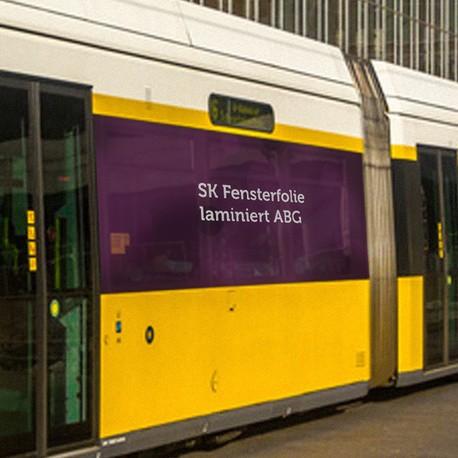 SK Fensterfolie laminiert ABG