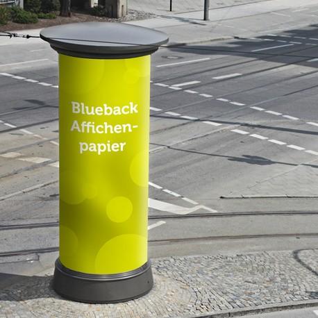 Blueback Affichenpapier