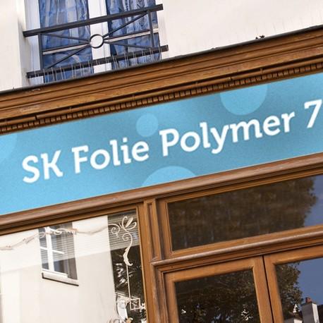 SK Folie Polymer 7 Jahre